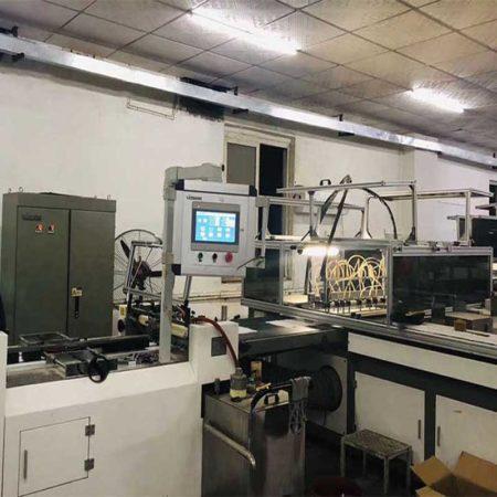 Automatic Rigid Cover Making Machine