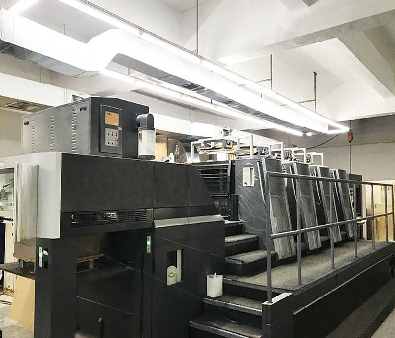Large Printing Machine