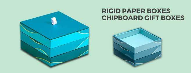 Rigid Paper Boxes SMALL