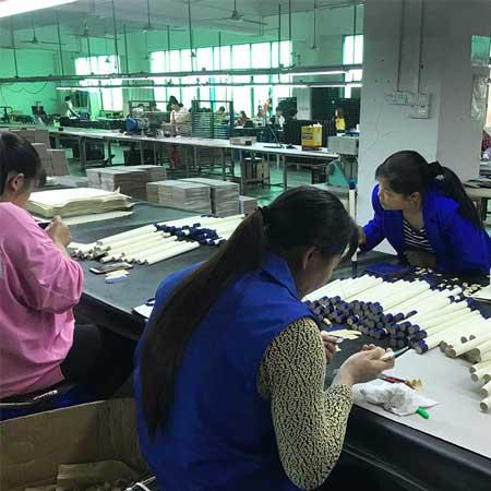 Packaging Factory Workers