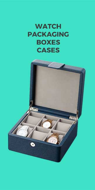 Watch Packaging Boxes Cases SMALL