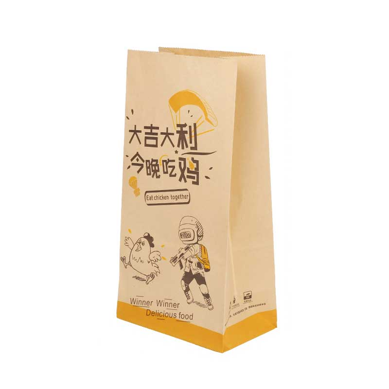 Paper Cookies Biscuit Candy Food Bags (1)