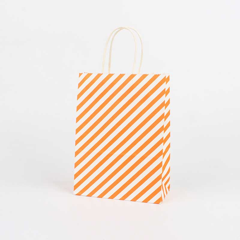 Printing Colored Wrapping Paper Bags (2)