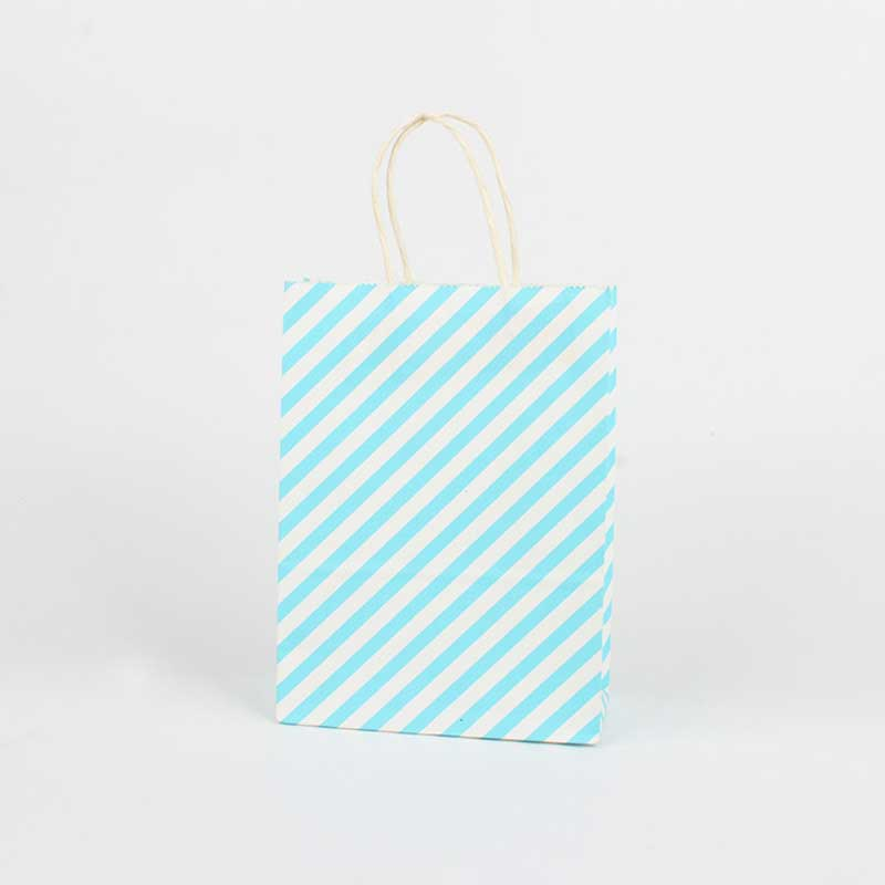 Printing Colored Wrapping Paper Bags (3)
