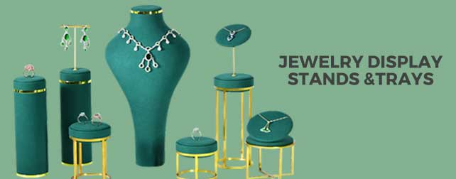 Jewelry Display Banner